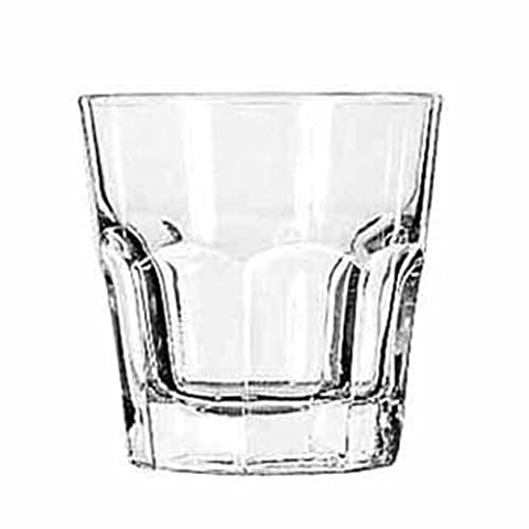 Libbey Glassware 15241 Gibraltar Cooler Glass, Duratuff, 7 oz. (Pack of 36) by Libbey Glassware