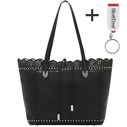 Banadana From American West  Êtop-handle Bags, Sac femme noir