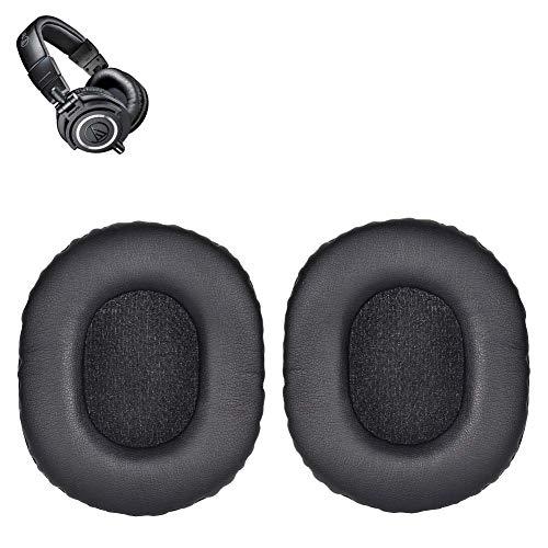 M50X Coussinets de Rechange pour écouteurs Audio-Technica ATH-M50X M40X M30X M50xBT