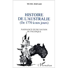 Histoire de l'Australie, de 1770 à nos jours