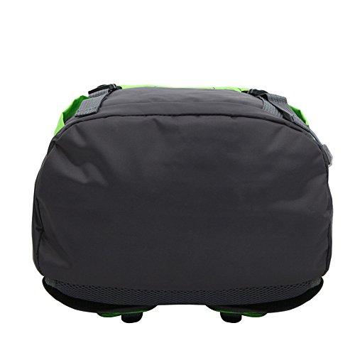 40L Wasserdichte Professionelle Nylon Ultralight Outdoor Rucksack Bike Travel Unisex Multifunktions–Tasche himmelblau