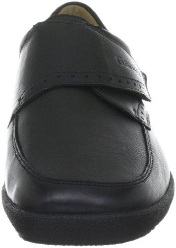 Ganter SENSITIV Katrin, Weite K 4-207971, Scarpe chiuse donna Nero (Schwarz (schwarz/schwarz 0101))