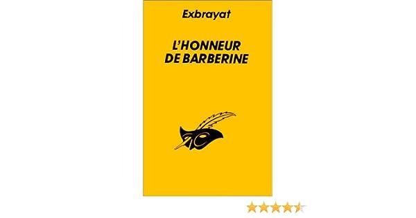 DE TÉLÉCHARGER BARBERINE LHONNEUR