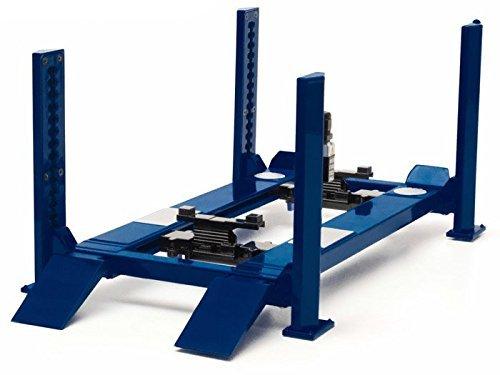 Accessories Marketing 4 Post Lift 1/18 Blue