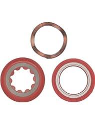 Sram MTB Press Fit GXP - Conjunto de arandela ondulada y protector inferior para frenos de bicicleta, multicolor