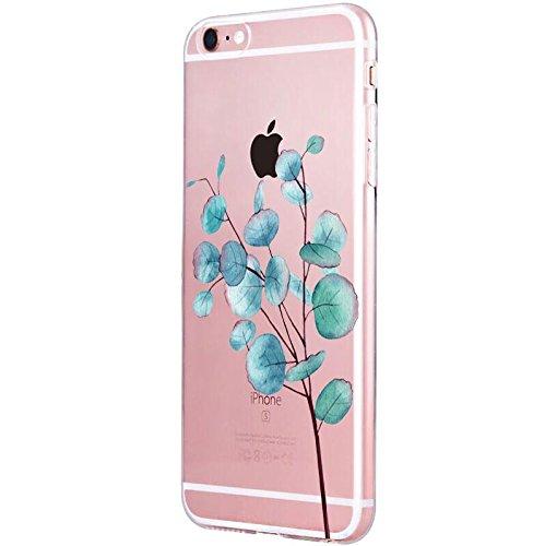 Cover iPhone 7 iPhone 8, Sportfun morbido protettiva TPU Custodia Case in silicone per iPhone 7 iPhone 8 (12) 05