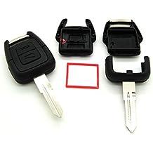 Cover per chiave con telecomando per Opel Astra Vectra Zafira Corsa, con lama vergine
