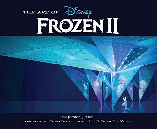 The Art of Frozen 2 di Jessica Julius