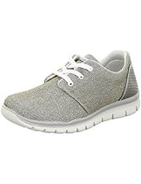 Primigi 7585400 - Zapatos de cordones para niña