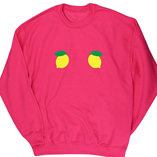 n Sweatshirt Gr. XX-Large, fuchsia pink (Pink Lemonade Pie)