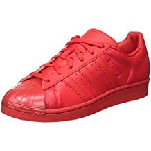 Amazon.it  adidas superstar rosse donna 18e613d15f88