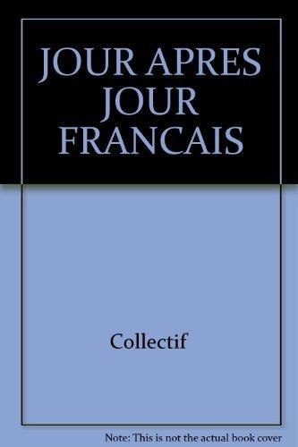 Jour après jour, français GS-CP, édition 1998