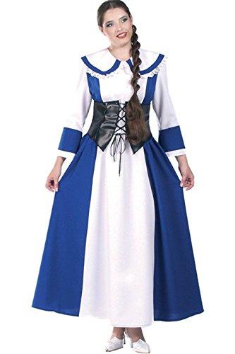 lau (Dame Moyen Age Kostüme)