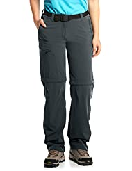 Maier Sports Damen Hose T-Zipp-Off