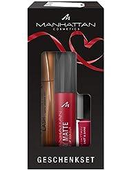 Manhattan Geschenkset Classic Red, 26.5 ml