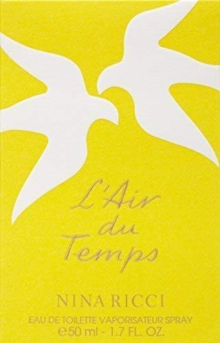 Nina Ricci L'Air du Temps - Eau de Toilette Vaporisateur 50 ml -