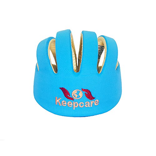 Baby Safety Helmet HeadGuard - Corner Guard - Baby Safety Product To Protect Your Kid - No Bumps - Best Head Protector With Proper Ventilation - No Sweat - Ultra Light Weight. KeepCare