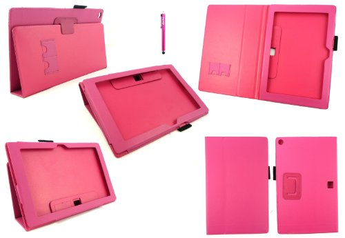 Emartbuy ® Sony Xperia Z Tablet Hot Pink Stylus + Hot Pink...
