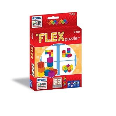 Flex puzzler - Puzzle de lógica tridimensional [Importado de Alemania] de Huch & Friends