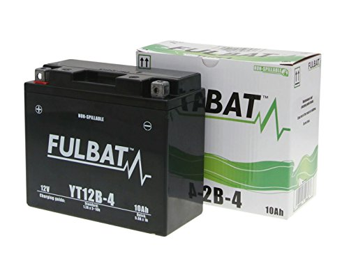 Batterie Fulbat YT12B-4 Gel für Ducati Diavel 1200 AMG Bj. 2011-2012 inkl. 7,50 EUR Batteriepfand - Amg-batterie
