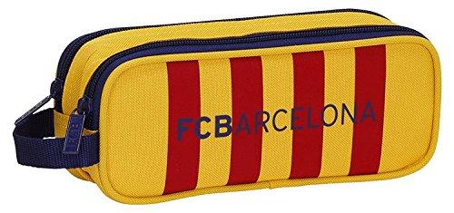 FC Barcelona plumier doble 22cm