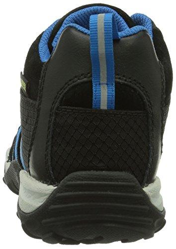 Clarks Tad Go Gtx, Boots garçon Noir (Black/Blue)