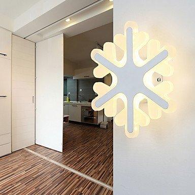 YYHAOGE Protection Des Yeux En Plastique Pour Le Salon Contemporain Lumière Murale 220V 17W