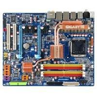 Gigabyte GA-X38-DQ6, Intel® X38 + ICH9R Chipset Socket T (LGA 775) ATX - Placa base (Intel® X38 + ICH9R Chipset, 8 GB, Intel, Socket T (LGA 775), ATX)