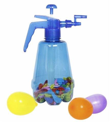 VEDES Großhandel GmbH - Ware Splash & Fun Wasserbombenpumpe,inklusive 150 Wasserbomben