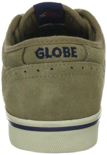 Globe Motley, Chaussures de skate homme Beige