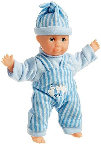 Happy People 50332 – Baby Puppe, circa 20 cm, farblich sortiert