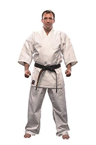 Danrho Karate Anzug Gi Kyoshi weiß (Karate Gi Hose)