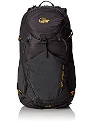 Lowe Alpine Eclipse 35 Large Hiking Backpack, color Negro - gris antracita, tamaño 56 x 29 x 27 cm, 35 Liter, volumen liters 35.0