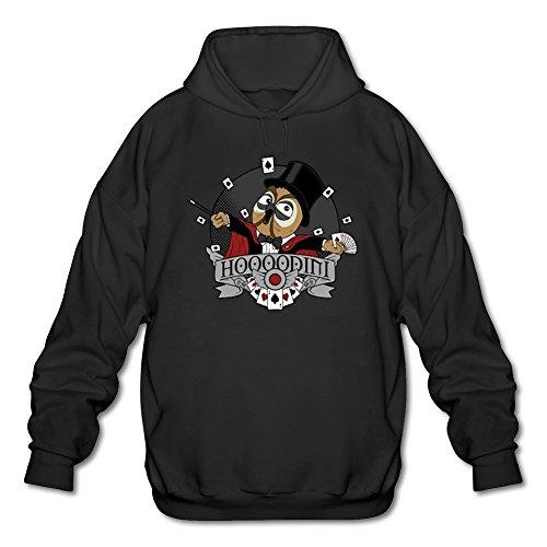 towi hombre HOODINI VANOSS Gaming sudadera con capucha negro S