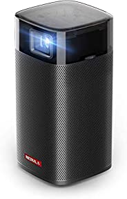 Anker Nebula Apollo, Wi-Fi Mini Projector, 200 ANSI Lumen Portable Projector, 6W Speaker, Movie Projector, 100