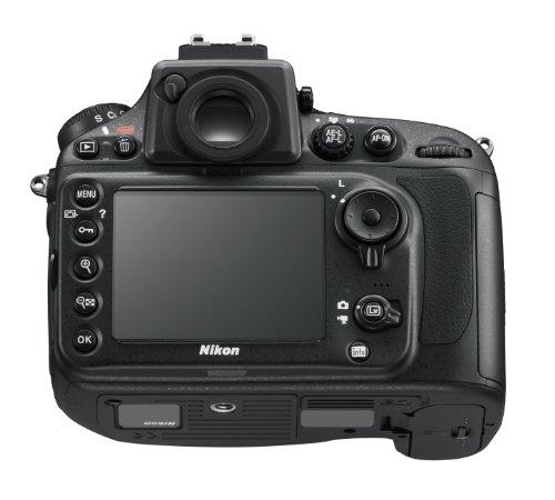 Nikon D800 SLR-Digitalkamera (36 Megapixel, 8 cm (3,2 Zoll) Monitor, LiveView, Full-HD-Video) Gehäuse schwarz -