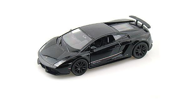 Buy Lamborghini Gallardo Lp 570 4 Superleggera 1 36 Black Online At