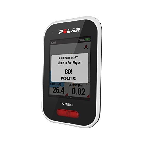 b5eb3c02c79 ... Vélo GPS Intégré avec Ceinture Capteur de Fréquence Cardiaque Mixte  Adulte
