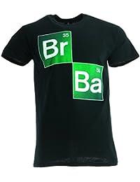 Breaking Bad Elements T-shirt Black Official Licensed TV
