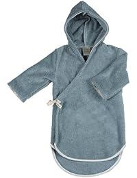 Koeka 1012/50-005 Baby Bademantel Venice Gr. 62/68 sapphire
