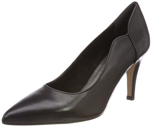 Tamaris 22472, Scarpe con Tacco Donna Nero (Black Leather)