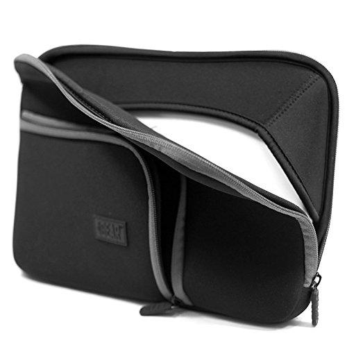 Galleria fotografica USA Gear Custodia di Protezione per Tablet 10,1'' in Neoprene con Tasca , Resistente e Disegno Sottile