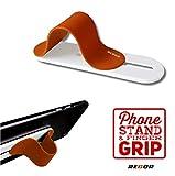 Regor Finger Grip/Selfie Holder & Mobile Stand for iPhones & Android Smartphones –
