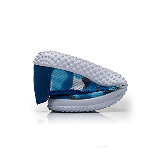 Hishoes, Scarpe Basket uomo Blau