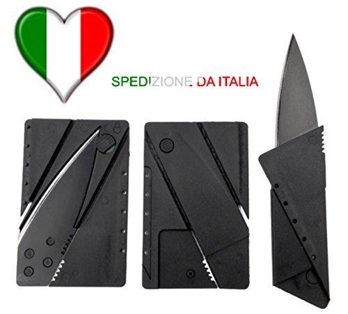 Preisvergleich Produktbild Kreditkartenmesser Camping Messer Faltmesser Klappmesser Taschenmesser Neu