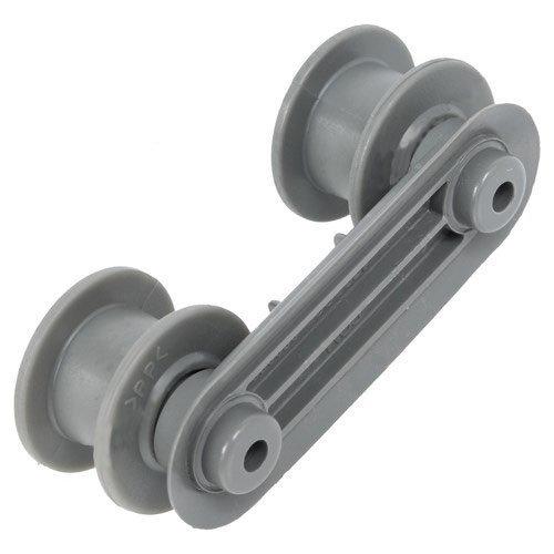 zanussi-lave-vaisselle-panier-roues-support-de-support-gris
