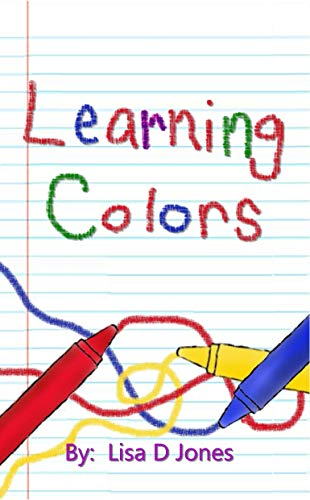 Learning Colors (English Edition)
