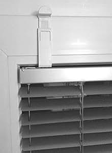 falzfix jalousien klemmtr ger 2 st ck f r die montage in der glasleiste ihres pvc. Black Bedroom Furniture Sets. Home Design Ideas