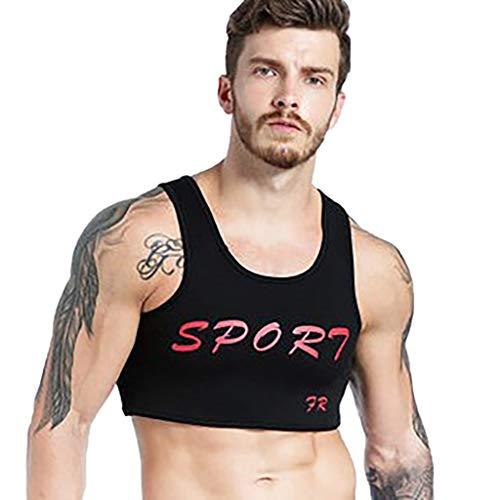 Sallydream Camiseta Tirantes Hombres Hombre Baloncesto