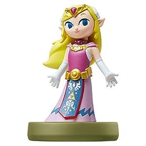Amiibo Princess Zelda (The Wind Waker) – Legend of Zelda Series Ver [Japan Import]